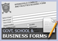 Business form examples